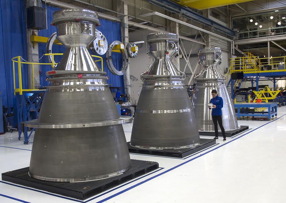 Rocket engine plant announced for Alabama by Bezos' company